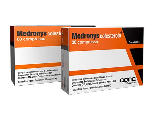 Medronys Colesterolo